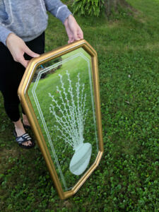 Decorative Float Glass Mirror