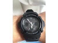 G shock AWGM100B