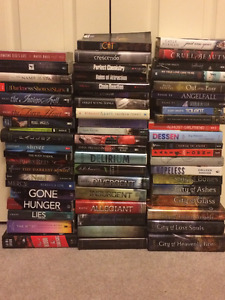 Collection of 60 Young Adult Novels for Sale (Books)