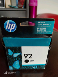 HP black ink cartridges