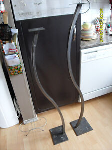 INDUSTRIAL CANDLE STANDS FOR SALE