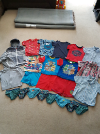 Boys summer clothes, 2-3 years