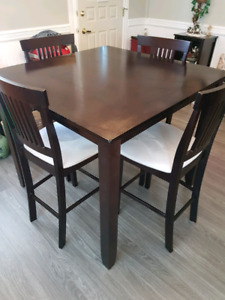 Dining bar set