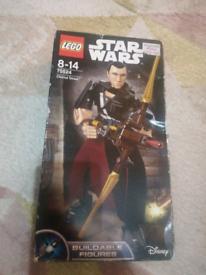 Star wars Lego figure - Chirrut imwe