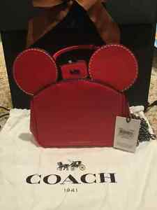LIMITED EDITION DISNEY X COACH PURSES AND BRACELET- PERFECT GIFT Kitchener / Waterloo Kitchener Area image 1