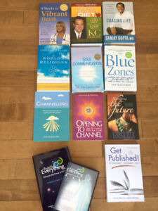 Non-fiction Health, Spirituality, Lifestyle Books - new & used