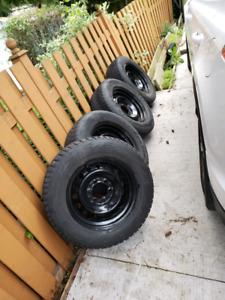 Winter Tire Nissan Pathfinder