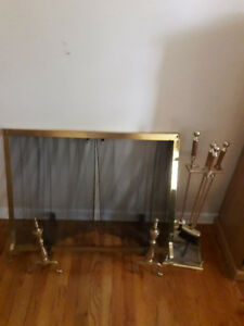 Fireplace Set For Sale