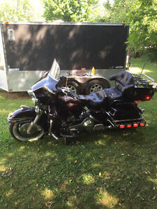 1986 HARLEY ELECTRA GLIDE LIBERTY EDITION