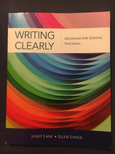 Writing Clearly: ELI book