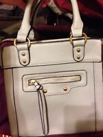 brand new light blue purse