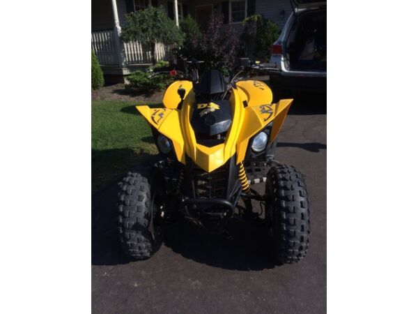 Used 2006 Can-Am DS 250