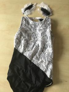 Ballet/pointe dance costume or gymnastics custom made Black Swan