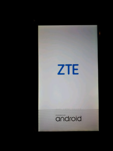 "ZTE Z957 android smart cell phone freedom 5.5"" screen"