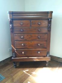 Scotch dresser drawers