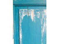 Linen cupboard kitchen larder