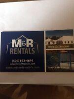 M&R fence rentals