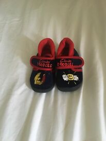 Clarks Doodle Slippers