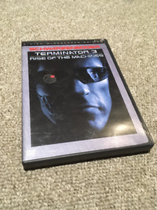 Terminator 3 - Rise of the Machines 2-disc widescreen edition
