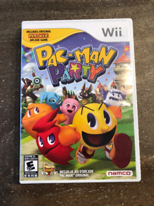 Nintendo Wii Game - Pac-Man Party