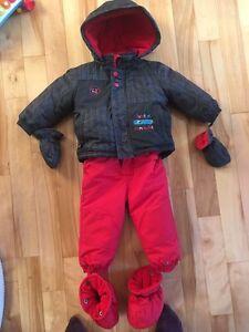 Manteaux de garçon