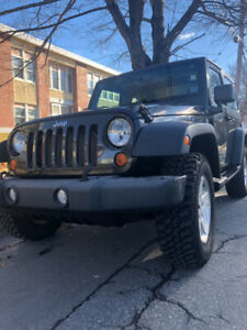 2010 Jeep Wrangler Sport *Low KMs
