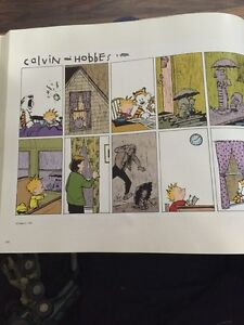 Calvin and Hobbes book 3 Cambridge Kitchener Area image 7
