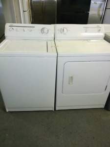 Set  washers and Dryers.   Whirlpool, GE,. LG and more