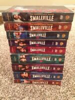 Smallville Seasons