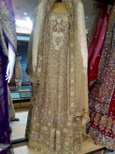 Pakistani Bridal & BridesMaid Dresses