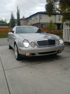 1999 Mercedes CLK320 AMG styling coupe - REDUCED PRICE!