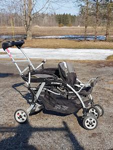 Sit n Stand LX Babytrend Stroller