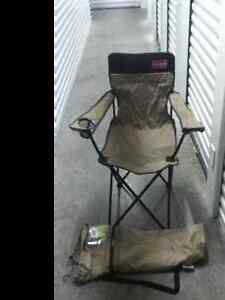 camping chair like new