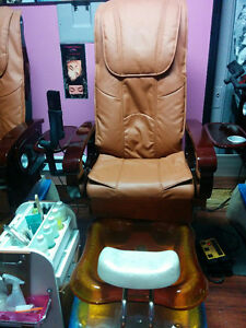 PEDICURE CHAIRS EXCELLENT CONDITION $999