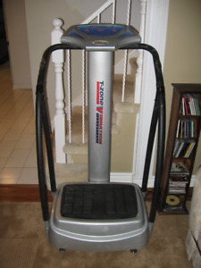 T Zone Vibration Exercise Machine VT12