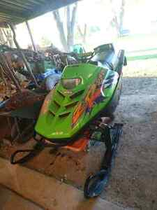 1997 Arctic cat ZR580 w/Ownership $1500 obo