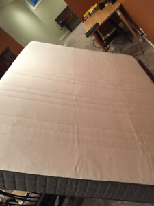 IKEA Mattress - Used Very Lightly by Posh House Guests