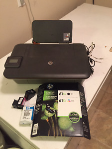 HP 3050A printer with extra ink