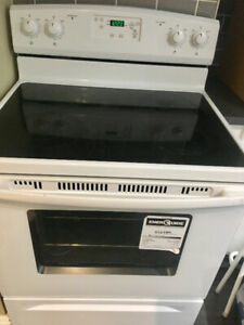 Ikea Range with Ceramic Cooktop, barely used--MAKE AN OFFER