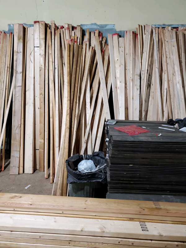 Lumber for construction wood | Other | St  Catharines | Kijiji