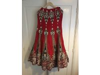Indian/Pakistani Bridal Lengha - Brand New