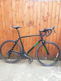 Pinnacle Laterite Zero 56cm frame Road Bike
