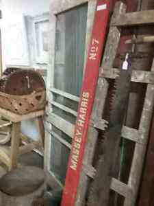 Harvest tables, ladders, doors, windows, barn boards & more  Kitchener / Waterloo Kitchener Area image 9