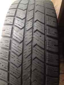 2 Artic Clow  winter tires LT 245/75/17