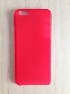 Brand new red case for iPhone 6 and iPhone 6S Kitchener / Waterloo Kitchener Area image 1