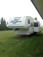 2005 Cougar fifth wheel - Great Family Trailer