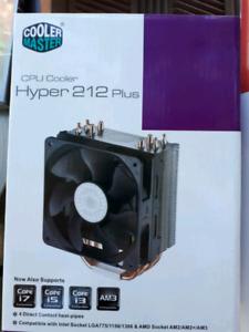 Cool Master Hyper 212 CPU Cooler