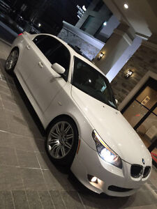 2008 BMW 5-Series 550i M Package Sedan-- Mint Condition