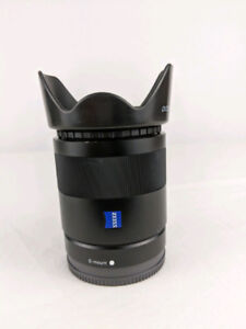 Sony Zeiss 24mm 1.8 E-mount for Sony (a6000, a63000, a7r2)