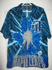 Men's Toronto Maple Leafs SHORT SLEEVE shirt *NEW PRICE*